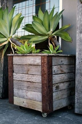 Large Metal Planter Boxes Ideas On Foter