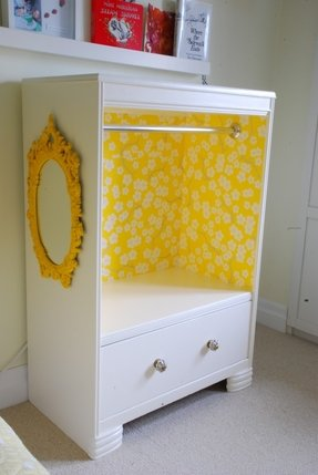Little girl dressers