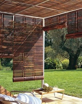 Outdoor paneling
