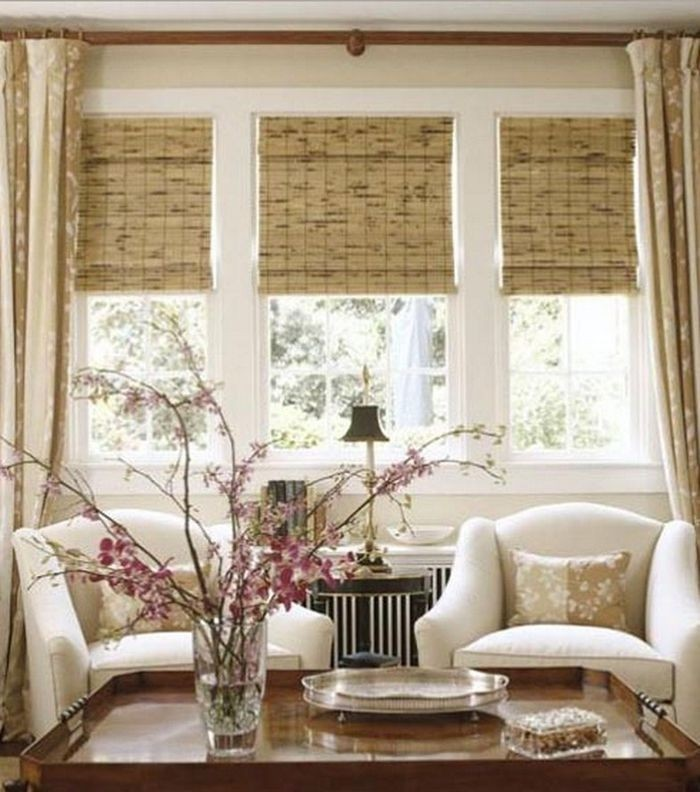 Picture Window Treatment Ideas