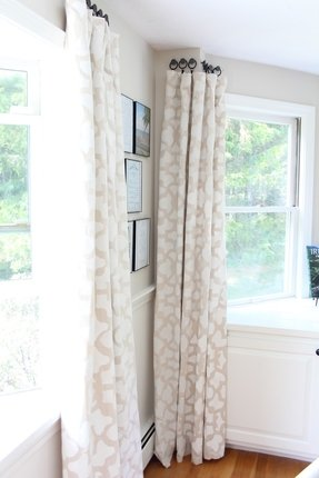 Picture Window Curtains And Window Treatments Foter