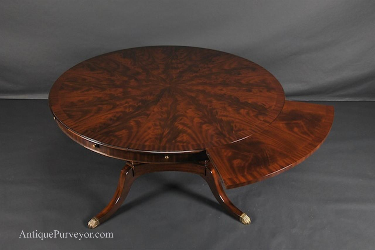 Astonishing Round Dining Table Seats 10 Ideas On Foter Download Free Architecture Designs Scobabritishbridgeorg