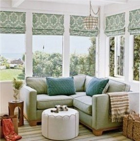 Sunroom Furniture Ideas Layout Couch