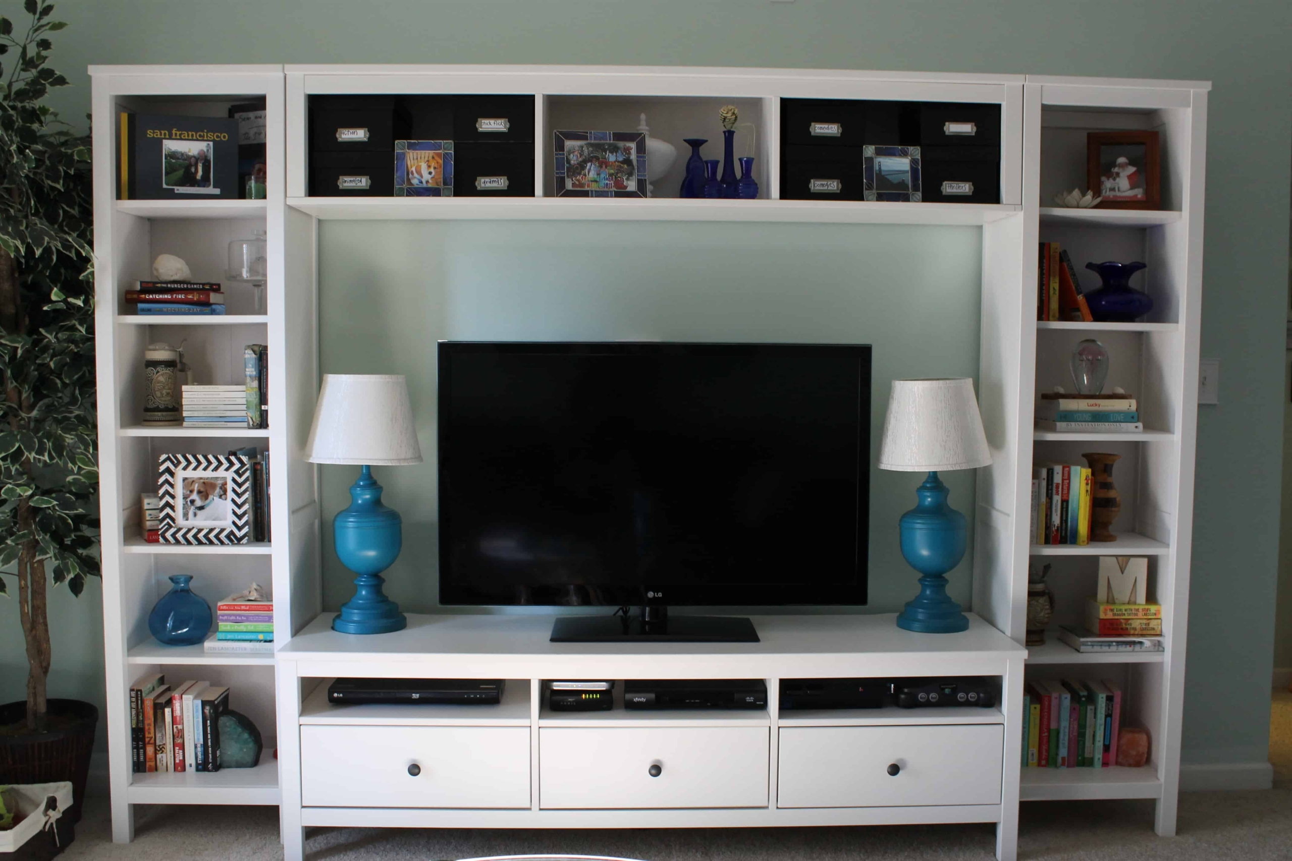 Tv Stand With Storage For Flat Screen Tv