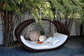 Wicker day beds 10
