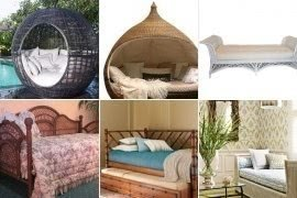 Wicker day beds  sc 1 st  Foter & Wicker Day Beds - Foter