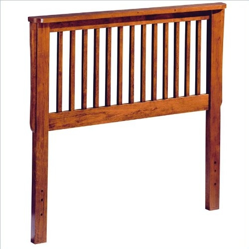 Woodbridge home designs mission slat headboard