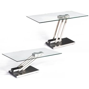 Adjustable height cocktail table 7