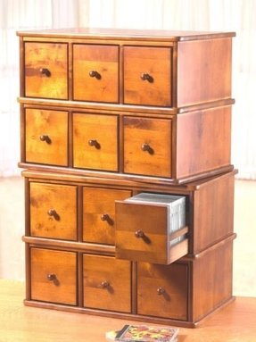 Cd Storage Cabinet Wood Ideas On Foter