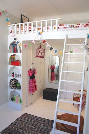 Childrens dress up wardrobe