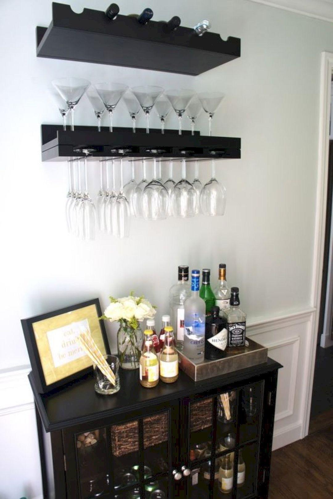 Amazing Corner Dining Cabinet