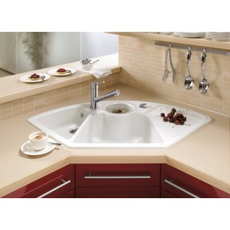 Corner Kitchen Sinks Undermount - Ideas on Foter