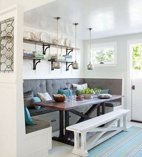Dining Room Bench With Storage - Mom Notes Site