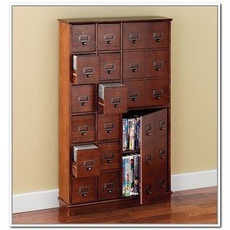 dvd storage cabinets wood