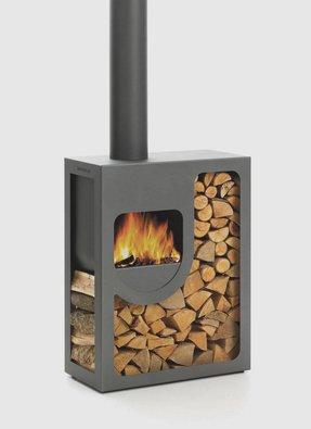 Portable Patio Fireplace 3 Harrie Leenders Spot Outdoor Modern Firepits