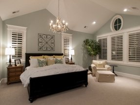 Houndstooth residence traditional bedroom denver