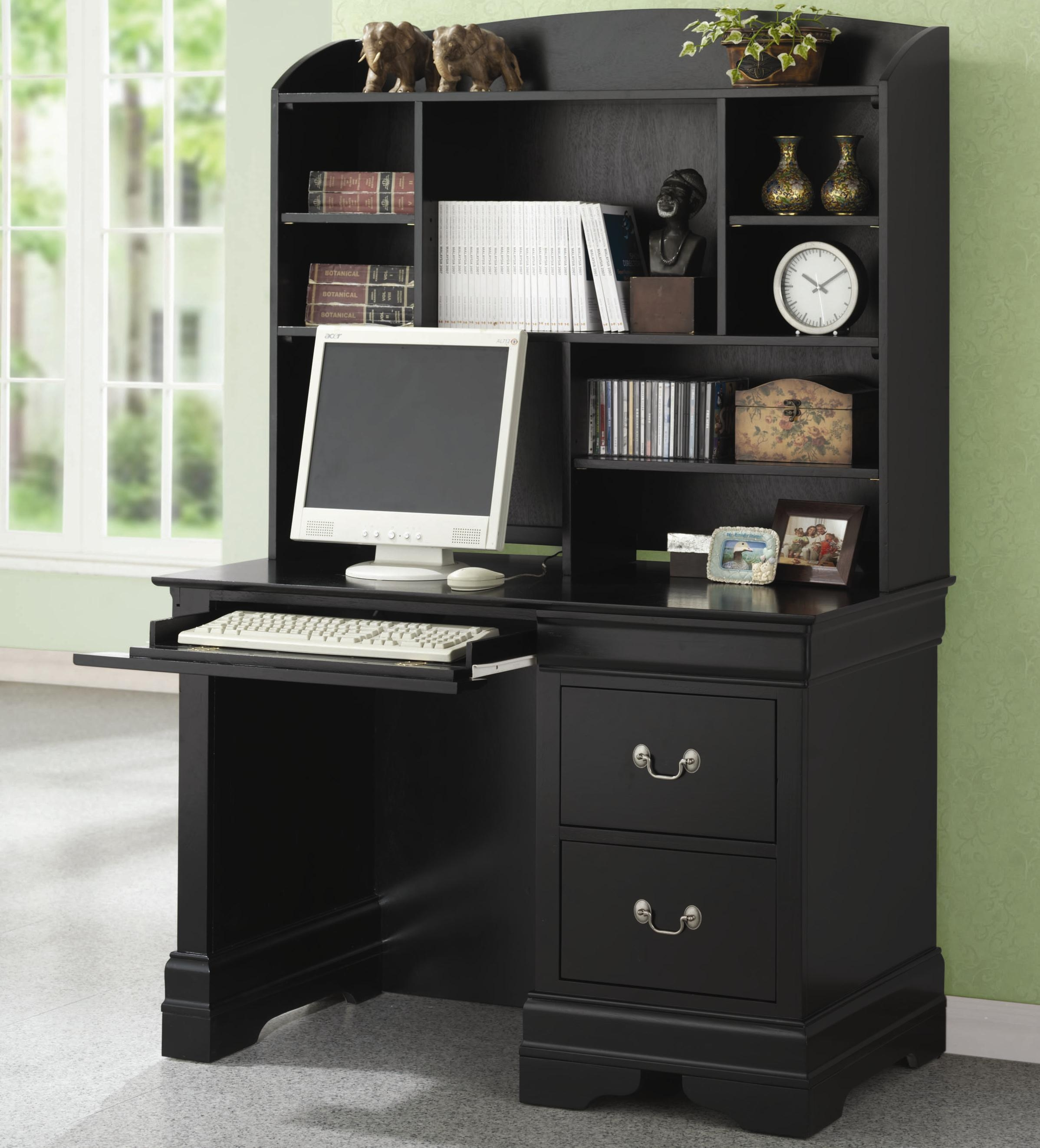 Kids Computer Desk With Hutch 3