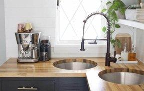 Corner kitchen sinks undermount foter kitchen corner sink workwithnaturefo