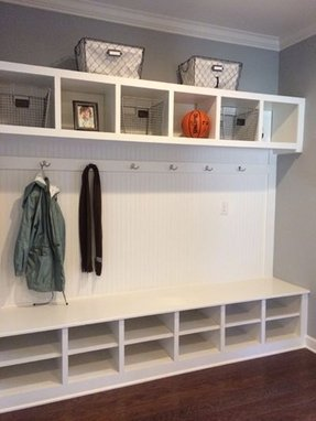 Locker cubby storage 1
