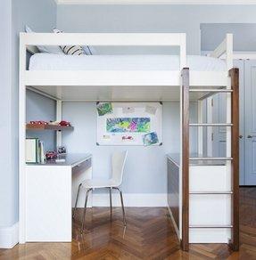 Loft Bed Desk Dresser Ideas On Foter