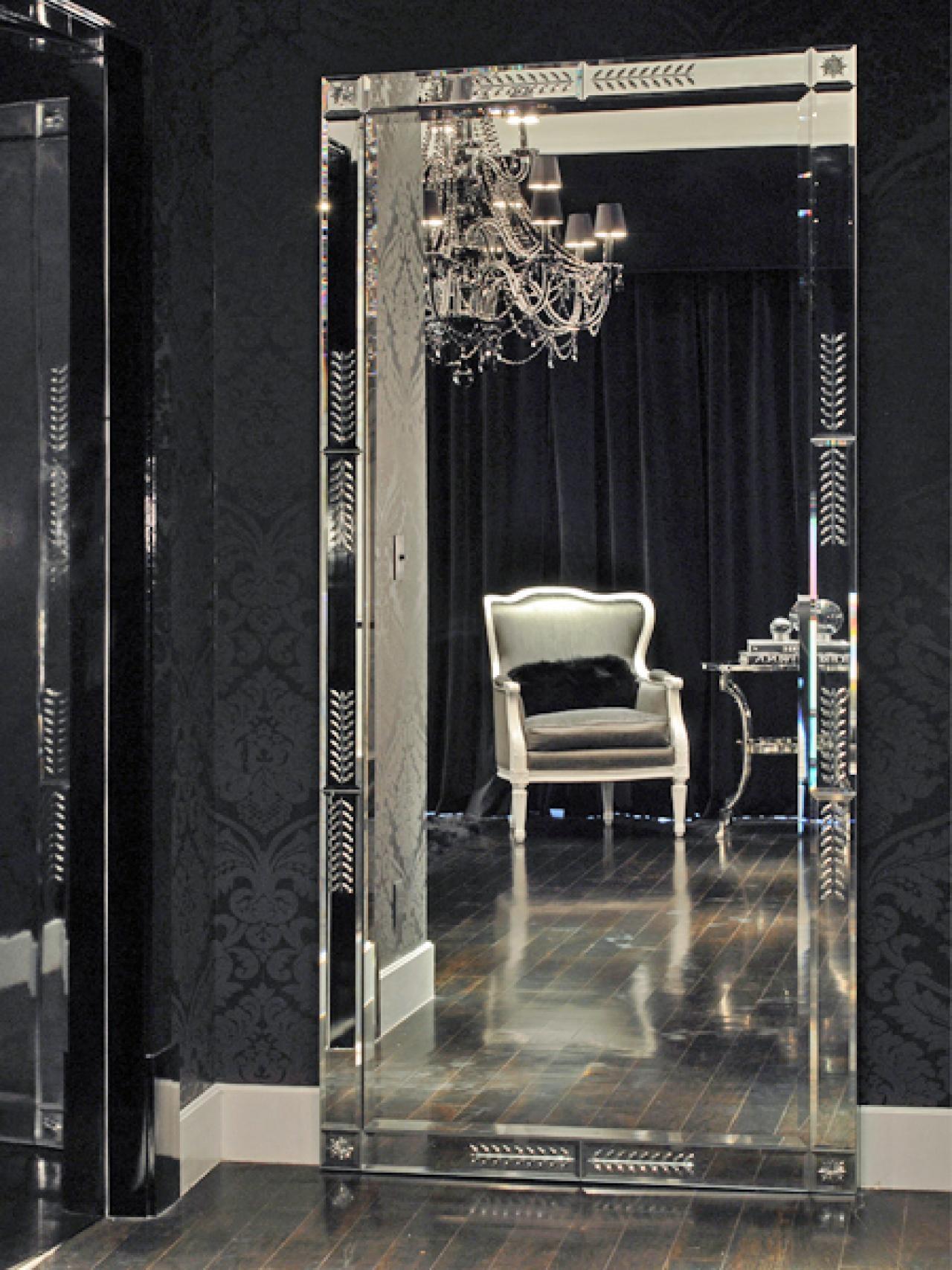 Superb Modern Large Wall Mirror