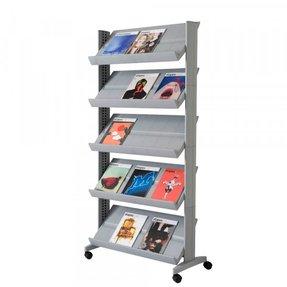 Free Standing Literature Rack Foter
