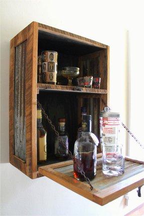 Liquor Bar Cabinet - Foter