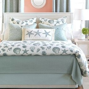 Seashell comforter set 1