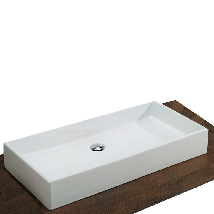 Shallow vessel sink 2