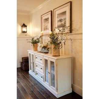 Sideboards and buffets with glass doors 2