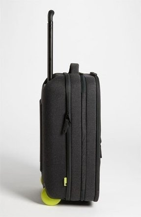 Suitcase with laptop compartment 1