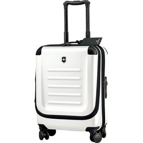 Suitcase with laptop compartment