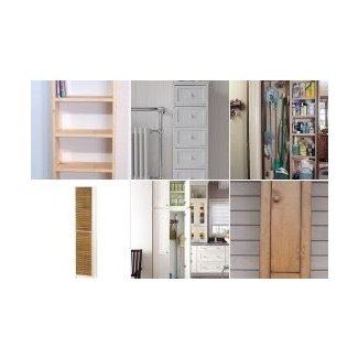Tall Narrow Storage Cabinet