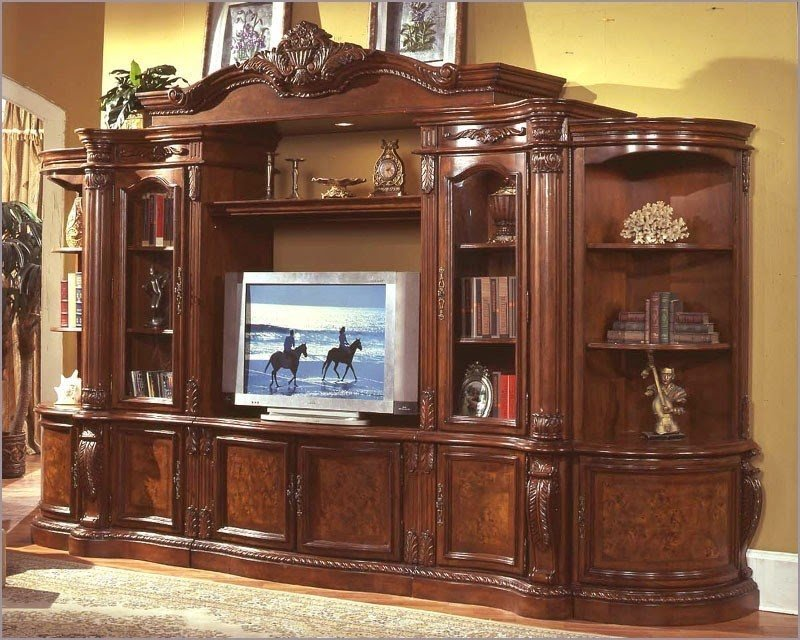 Ordinaire Traditional Wall Units