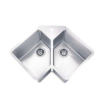 Corner Kitchen Sinks Undermount - Foter