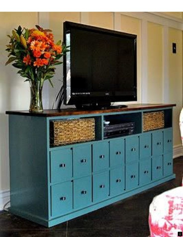 What To Put Under A Wall Mounted Tv