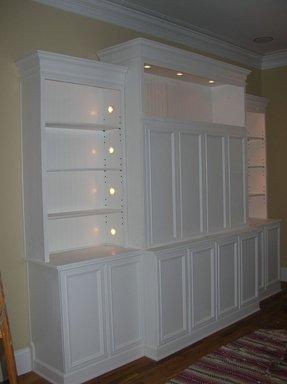 Farmhouse Shoe Storage Cabinet