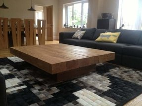 48 square coffee table