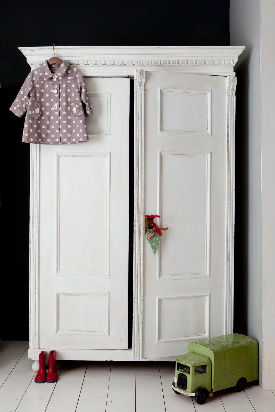 Genial Antique Coat Closet