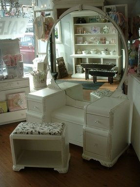 Antique White Vanity Set Ideas On Foter