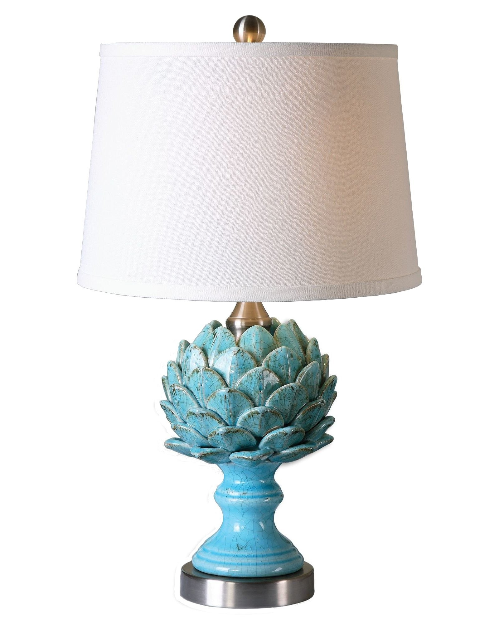 Perfect Artichoke Table Lamp 31