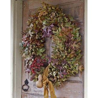 Large Front Door Wreaths Ideas On Foter
