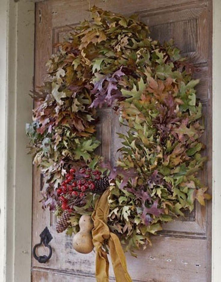 Beautiful Wreaths For Front Door