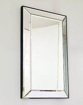 Beveled Mirror Medicine Cabinet 5