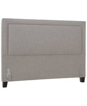 California king upholstered headboard