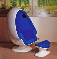 Etonnant Chair With Speakers Built In 1