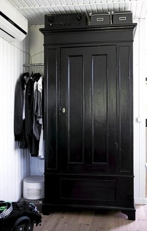 White Armoire Wardrobe