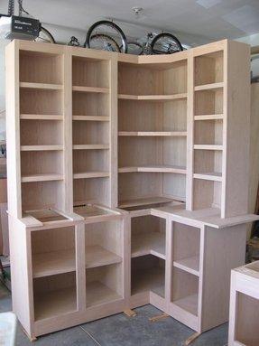 Corner Cabinet Bookcase Ideas On Foter