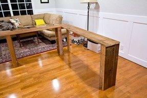 Corner Sofa Tables Ideas On Foter