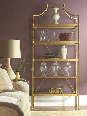 Etagere Glass Shelves Foter